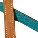 【母の日ギフト★】HERMES エルメス ミニ 13 リバーシブル セリエ ベルト #90 ブルーパオンXゴールド スイフトXエプソン 新品 (HERMES Mini 13 Reversible Sellier Belt #90 Blue Paon/Gold Swift SHW)【あす楽対応】#yochika