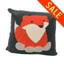 【10 OFF】Yogibo Animal Cushion Fox / ヨギボー アニマル クッション フォックス【動物 ビーズクッション】