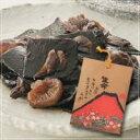 発酵昆布 赤富士黒舞昆 180g 赤城の黒まい茸を椎茸舞昆と炊き上げた旨味たっぷりの舞昆。発芽玄米成分ギャバがたっぷりで健康を気遣う方におすすめ。お土産に最適な赤富士袋入りです。