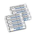 送料無料ニッケル水素充電池 単3形 Camelion NH-AA2100ARBC4 単3形/4本入×2 8本セット