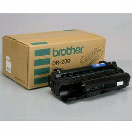 送料無料 BROTHER DR-200ドラム 国内純正品(新品)感光体ユニット・ドラム【安心の1年保証】 最も手頃な価格