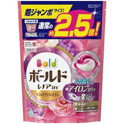 【送料無料】P&G <strong>ボールド</strong> <strong>レノア</strong>in 洗濯洗剤 ジェルボール3D 癒しのプレミアムブロッサムの香り 詰替用 超ジャン(44個入)