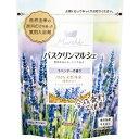 バスクリンマルシェ 薬用 入浴剤 ラベンダーの香り 480g ( 約12回分 )