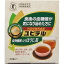 ショッピングユピテル 【田村薬品工業】ユピテル食物繊維入りほうじ茶 8.3g×30袋