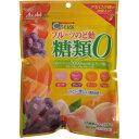 ショッピングお菓子 【アサヒグループ食品】シーズケース フルーツのど飴 糖類0 84g