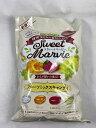 ショッピングフルーツ H+Bライフサイエンス スウィートマービー フルーツミックスキャンディお徳用 360g 砂糖不使用 カロリー35%カット 4976787010166