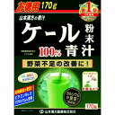 山本漢方 ケール粉末100% 170g
