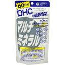 【送料無料・まとめ買い6個セット】DHC マルチミネラル 60日分 180粒