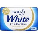 【送料無料・まとめ買い6個セット】花王 ホワイト バスサイズ 1コ 130g
