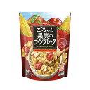 【送料無料・まとめ買い20個セット】日清シスコ ごろっと果実のコーンフレーク 200g