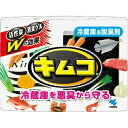 小林製薬 キムコ 113g 冷蔵庫用脱臭剤/4987072036228/