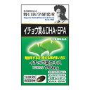 【送料込・まとめ買い×8個セット】明治薬品 野口医学研究所 イチョウ葉 & DHA・EPA 60粒入