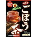 【×10個セット送料無料】【年齢を感じさせない若々しい肌と健康に】山本漢方製薬 ごぼう茶100% 3g×28包