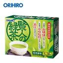 オリヒロ 機能性表示食品 賢人の緑茶 210g(7g×30本) 60503094