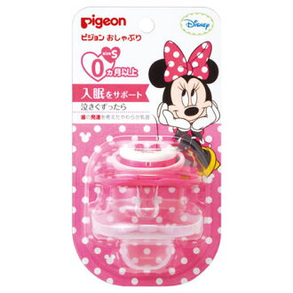 Pacifier Minnie 0 months or more is in S size ★ total 1980 Yen over ★