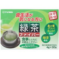 To those concerned about the diet green tea fiber 4 g x 30 capsule ★ total 1980 Yen over ★.