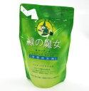 緑の魔女 キッチン(食器用洗剤)つめかえ用 360ml 【P27Mar15】