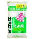 ミヨシ石鹸 花束の香り 液体せっけん そよ風(洗たく用) 詰替用1000mL(ピロータイプ)