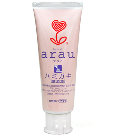 arau. (Arau) soapy toothbrush 120 g ★ total 1980 yen or more at ★