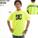 【値下げしました!】DC SHOE ディーシー メンズ Tシャツ 半袖 18 MESH FOOTBALL SS メッシュ素材 ビッグロゴ