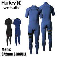 HURLEY ハーレー ウェットスーツ メンズ ADPLUS 3/2mm シーガル MZSGAD18の画像
