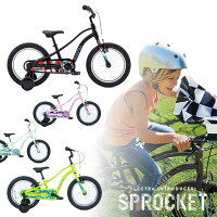 ELECTRA エレクトラ SPROCKET 16 16インチ キッズバイク ビーチクルーザー 自転車の画像