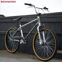 "BMX SCHWINN 2020 シュウィン""PREDETOR TEAM 24"" 24インチ メンズ 自転車"