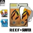 【20%OFF SALE】 REEF リーフ サンダル メンズ ビーチサンダル SWITCHFOOT X SURFER ...