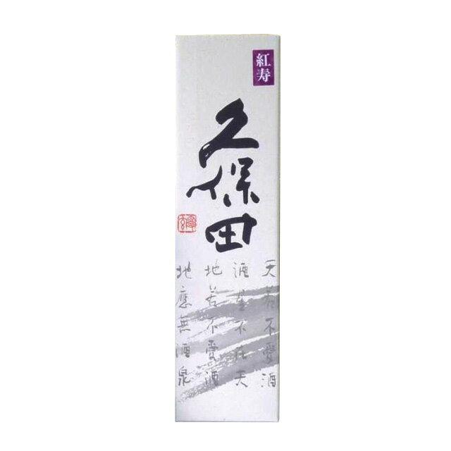 化粧箱 (久保田紅寿専用 720ml 1本入り用 )