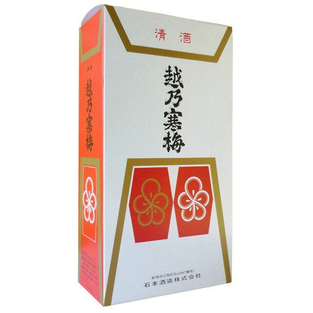 化粧箱 (越乃寒梅専用 1800ml 2本入り用 )