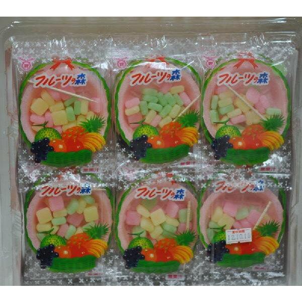 共親製菓 フルーツの森 【24個入り】の商品画像