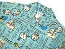 ドラえもん長袖子供パジャマ(110)(130)【春秋】