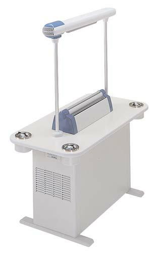 MITSUBISHI三菱喫煙用集塵・脱臭機スモークダッシュBS−T13Cテーブルタイプ写真のテーブル板は付属していませんので別途選択して下さい。