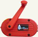 キッツマイクロフィルター 水たす軽ポンプMINI(単品)【アンダーシンク2型用】(プラスチックボトル)