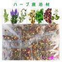 【贅沢Herbs】ハーブ蒸し材料【20g×10袋】【ハーブ座浴】