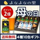 【送料無料】よなよなエール入り母の日ギフト 4種10缶のクラフトビールギフト 全て金