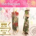 ハーバリウム X mas ペッパーベリー Herbarium ギフト セット プリザーブドフラワー ドライフラワー 植物標本 ヒーリングボトル 10P09Jul16