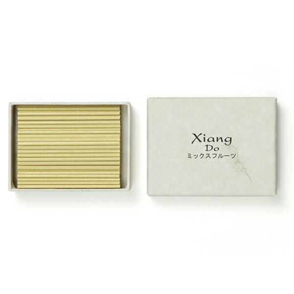【お香・松栄堂】Xiang Do ミックスフルーツ 徳用120本入スティック70mm