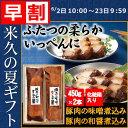 <お中元早割>豚肉の味噌煮込みと和醤煮込みセット 和奏の味 父の日 父の日ギフト ギ