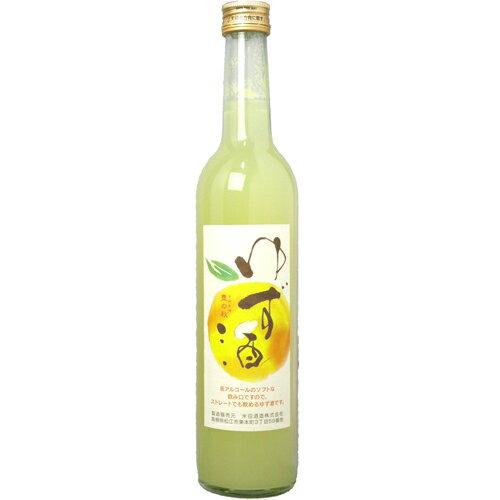 【米田酒造/島根県松江市】豊の秋 ゆず酒 50...の紹介画像2