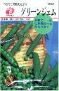 フクカエン つるなし実取えんどう グリーンジェムの種(タネ)【メール便OK】【野菜のタネ】【RCP】 05P01Oct16