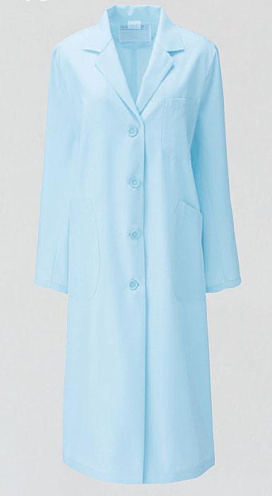 【ラッキーシール対応】白衣 形態安定性抜群女性用...の商品画像