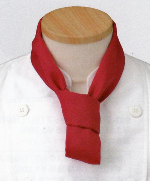 巻き方簡単スカーフ(2枚組)/レッドAPK498-7【】
