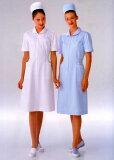 海贼王[软化心护士/衬衫[【】女性用、心が和らぐナースワンピース白衣/半袖]
