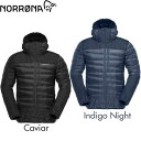 ノローナ (NORRONA) falketind down hood Jacket (Men's) 【YY】【☆】