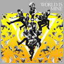 Artist Name: R - RADIO FISH/WORLD IS MINE<Type-A>[CD+DVD]≪特典付き≫≪キャンペーン中≫