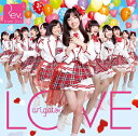Idol Name: Ra Line - Rev.from DVL「LOVE-arigatou-」Type-A[CD+DVD]<通常盤>