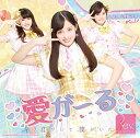 Idol Name: Ra Line - Rev.from DVL「君がいて僕がいた/愛がーる」<通常盤/Type-B>アイカツコラボver.[CD]