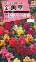 花タネ NL300 金魚草 F1 パレット混合 小袋 [FKG519]【花の種】【タキイのタネ】【郵便送料110円〜】【ガーデニング】
