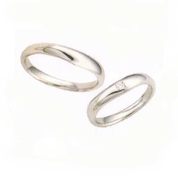 ANGE 天使のダイアモンド5610030ブライダル・マリッジリング[指輪](写真右下側)fs04gm ANGE 天使のダイアモンド ブライダル・マリッジリング